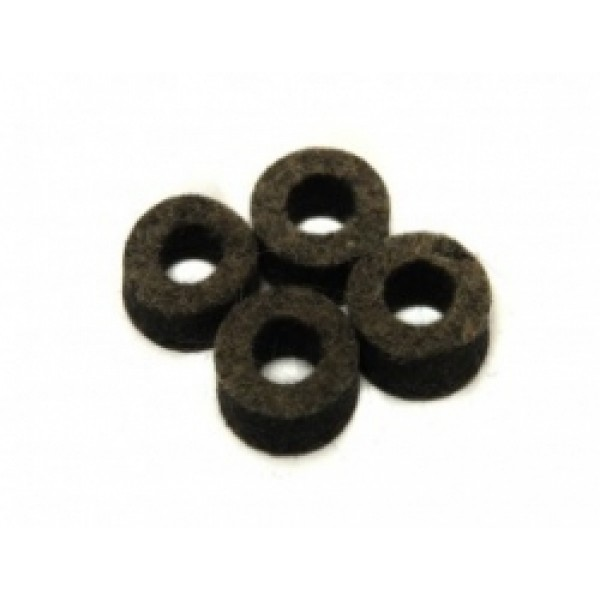 Basix Hi-Hat Clutch Felts (4pk)